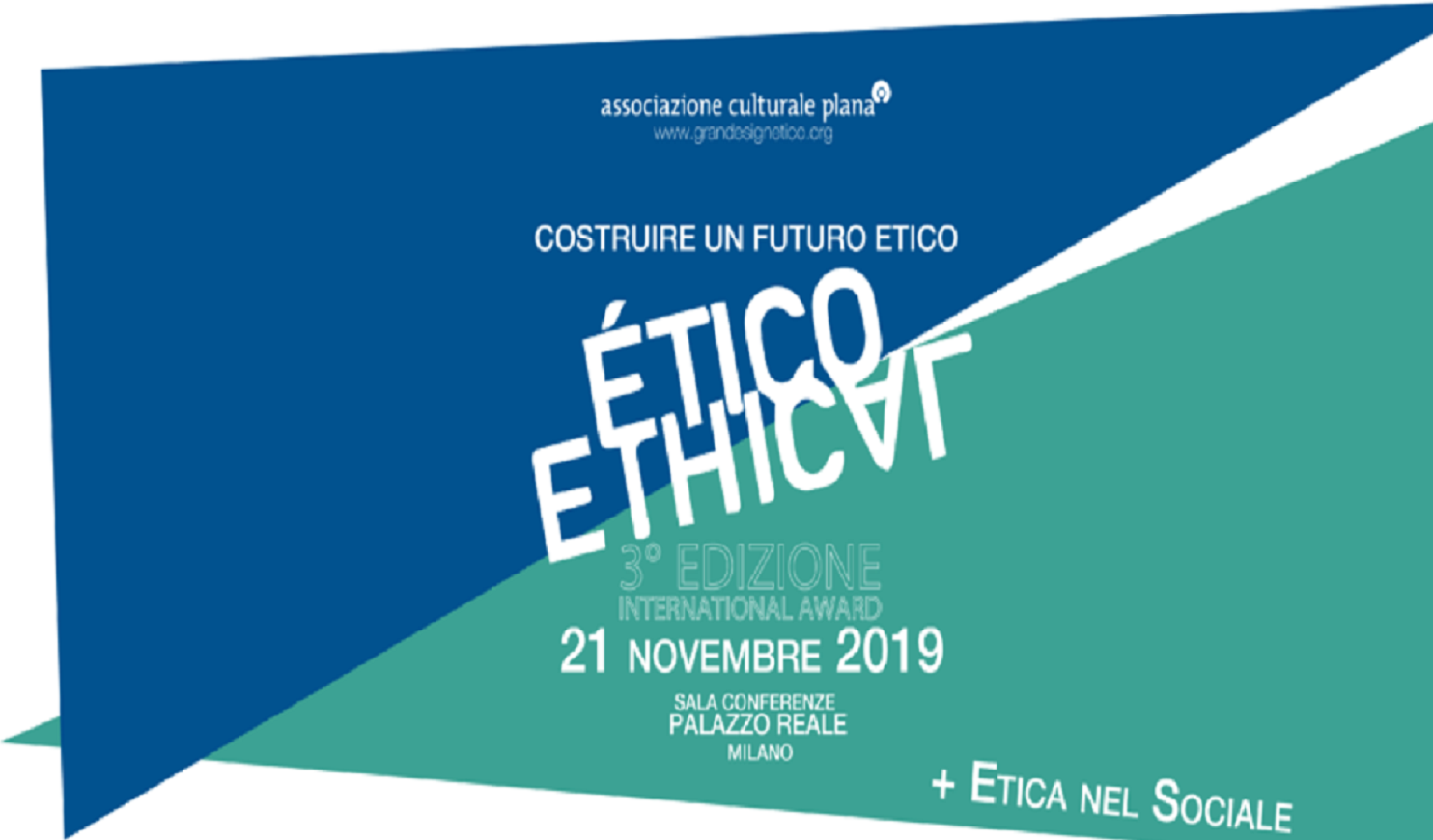 Al via Etico Ethical Award