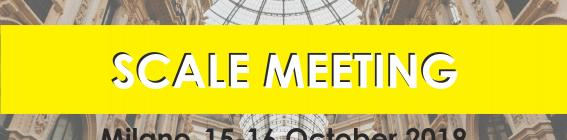 Milano SCALE Meeting 2019